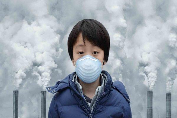 تاثیر آلودگی هوا بر سیستم ایمنی بدن