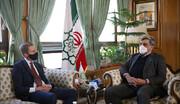 دیدار حناچی با سفیر نروژ | همکاری ایران و نروژ برای استفاده از انرژیهای پاک