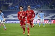 لیگ قهرمانان | آتش بازی بایرن در رم | ناکامی سومین تیم لالیگایی