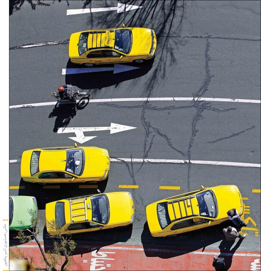 وضعیت نارنجی ناوگان زرد | درد دل تعدادی از تاکسیرانان از معیشت و امنیت سلامت و جان