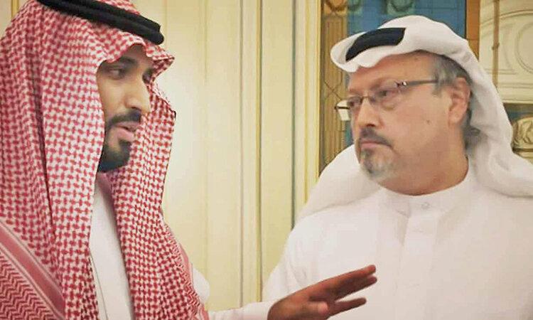محمد بن سلمان و جمال خاشقچي