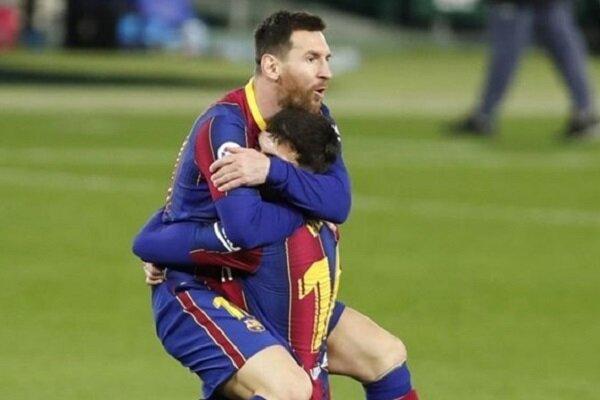 بارسلونا ۳ - الچه صفر | مسی دبل کرد، امید کاتالانها به لالیگا زنده شد