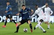 لیگ قهرمانان اروپا | پیروزی ارزشمند رئال در ایتالیا | برد مطمئن شاگردان پپ مقابل مونشن گلادباخ