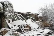 ویدئو | تازیانه برف بر گرده زلزله زدگان سیسخت