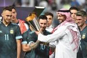مسی پیشنهاد کار سعودی ها را رد کرد