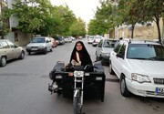 واکنش پلیس تهران به افزایش سرقت وسایل معلولان