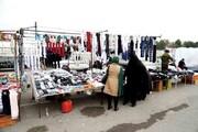 جولان کرونا در بازار دستفروشان