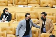 انتخابات فدراسیون با حذف کریمی به دور دوم رفت | جادوگر سالن را ترک کرد