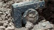 کشف ارابه باستانی در پمپئی