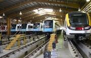 رایزنی حناچی برای تامین مالی تولید ۴۲۰ واگن مترو | وعده واگنسازی تهران برای تولید ۱۸ ماهه واگنها