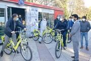 راهاندازی نخستین خانه ویلچر و دوچرخه در مترو بسیج
