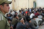 دستگیری ۵٠٠ نفر اتباع بیگانه غیرمجاز در ایرانشهر