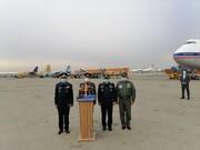 تحویل ۱۹ فروند هواپیما و بالگرد به نیروهای مسلح