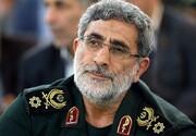 سردار قاآنی : شهید سلیمانی نیازی به اغراق ندارد