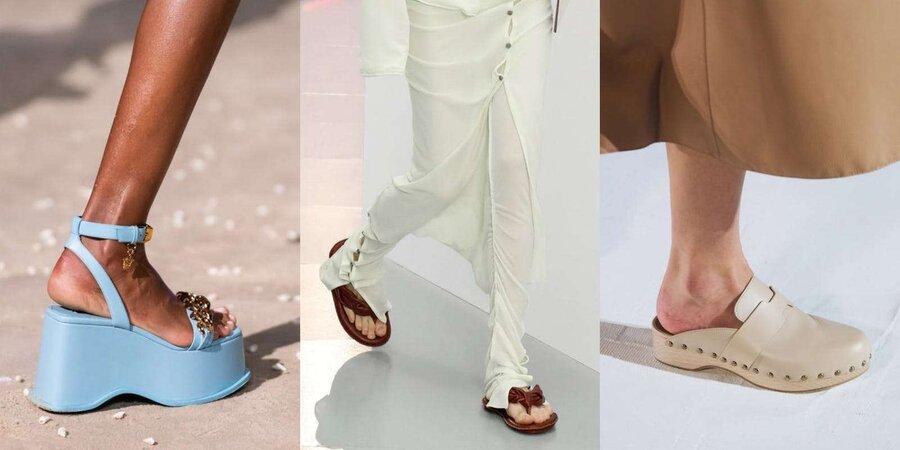 تصاویر | ترند کیف و کفش بهار و تابستان ۲۰۲۱