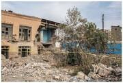 تخریب ۸۰ درصدی خانه تاریخی مومنان | ورود میراث فرهنگی برای مرمت