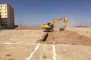 ساخت ۱۸۰۰ واحد مسکونی در قم