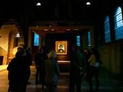 گفتمان هنری آغداشلو با نقاش هلندی