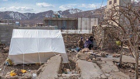 ویدئو | روزگار سخت دانشآموزان سیسخت پس از زلزله
