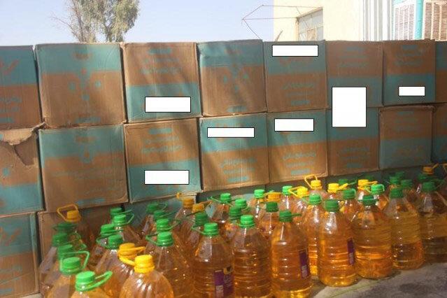 توزیع ماهانه ۲۹ هزار تن روغن در تهران + قیمت