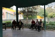 «باغ شاطر» صاحب پاتوق محله میشود