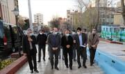 بازدید معاون حناچی از پروژههای مرکز پایتخت | ایجاد بزرگترین پاتوق محلهای تا احداث پلازای شهری در میدان گلها