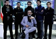 بازیگر نقش عادل فردوسیپور در گاندو ۲ | هیچ دیالوگی در این سریال ندارم