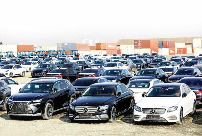 خودروی قاچاق