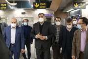 پاسخ حناچی به ۳ دغدغه روحانی چه بود؟ | زمان رونمایی قطار ملی اعلام شد