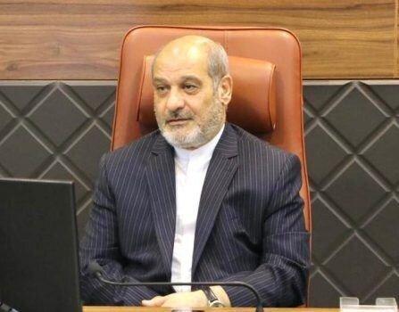 حمیدرضا مومنی دبیر شورای عالی مناطق آزاد