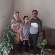 پدر نفر اول پارالمپیادورزشی معلولان تهران | با افتخار برای موفقیت فرزندم تلاش میکنم