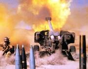 ویدئو | قدرت جهانی توپخانه صحرایی ایران