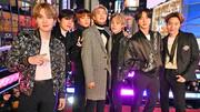 گروه موسیقی کره جنوبی پرفروشترین چهره هنری سال ۲۰۲۰