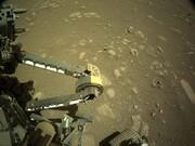 ویدئو | «استقامت» برای نخستین بار بازوی رباتیاش را روی مریخ حرکت میدهد