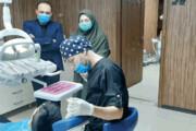 ارائه خدمات دندانپزشکی به کودکان کار