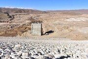 نخستین سد استان یزد آبگیری شد