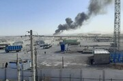 اعزام تیم آتشنشانی از ایران برای اطفای حریق ماهیرود