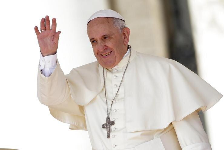 حمایت پاپ از پیشنهاد بایدن درباره واکسن کرونا