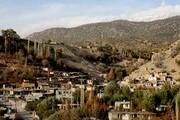 تخریب ۱۰۰ درصدی بافت قدیمی روستای کریک در زلزله  ۵.۶ ریشتری