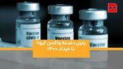 ویدئو | واکسن ایرانی کرونا ۱۵ خرداد ۱۴۰۰ میرسد