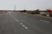جاده بندرلنگه-پارسیان دو روز پس از افتتاح بسته شد