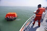 تصاویر | مانور جستوجو و نجات دریایی در بندرعباس