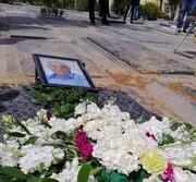 پدر تلهتئاتر ایران امروز به خاک سپرده شد