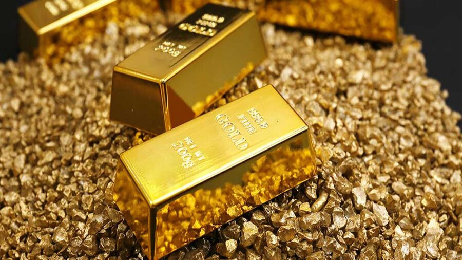 ریزش ۸۷ دلاری قیمت طلا