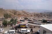 معیشت و اشتغال مردم سرپلذهاب در گرو بازگشایی مرز تیلهکو