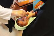 واکسیناسیون ۲۵ هزار کودک هرمزگانی برای فلج اطفال