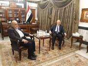 رایزنی با وزیر دارایی عراق برای آزادسازی پولهای ایران