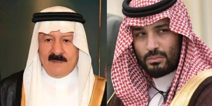 محمد بنسلمان پدر همسرش را بازداشت کرد