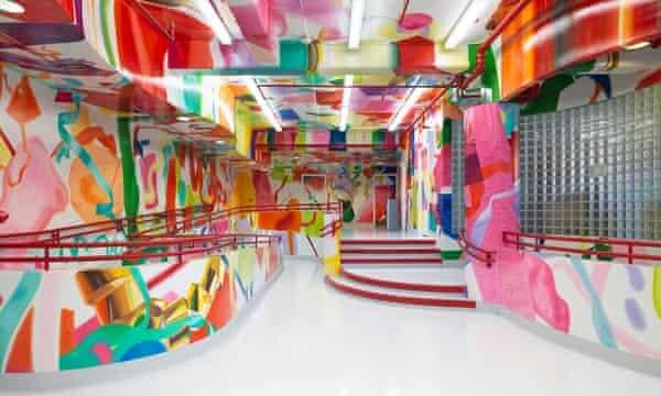 تصاویر    بیمارستانهایی که کودکان از آن نمی ترسند