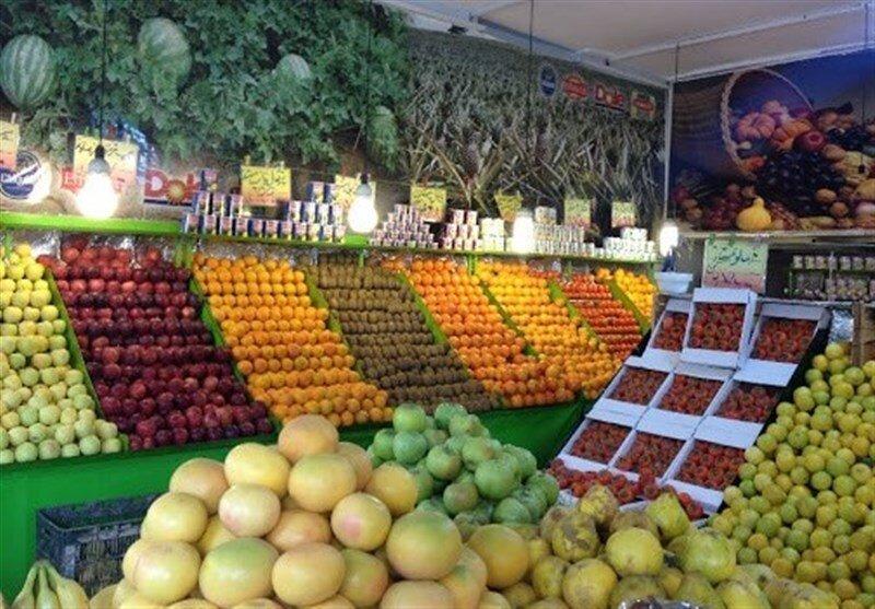 ذخیره سازی حدود ۴۰ هزار تن میوه برای تامین بازار شب عید